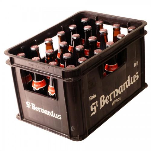 Bouteille de bière Saint Bernardus Prior 8°