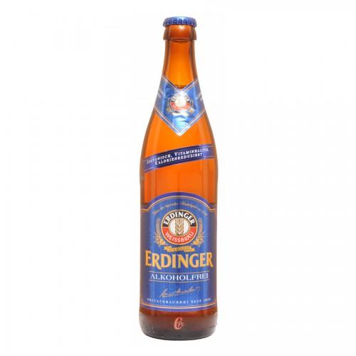 Bouteille de bière Erdinger Alkoholfrei 0.5°