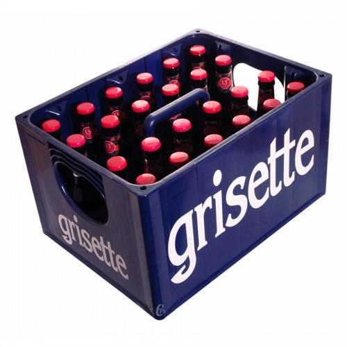 Bouteille de bière Grisette fruit des bois 25cl