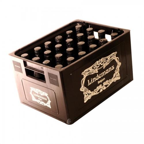 Bouteille de bière Cassis Lindemans 4°