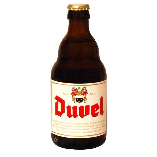 Bouteille de bière Duvel 8.5°
