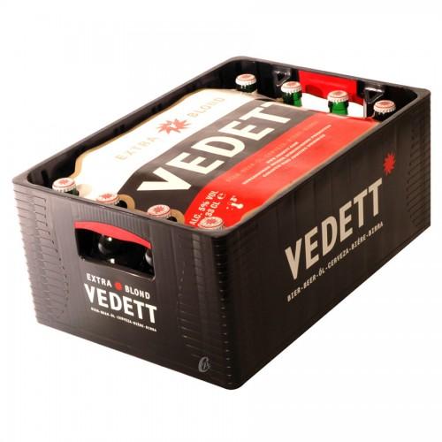 Bouteille de bière Vedett 5°