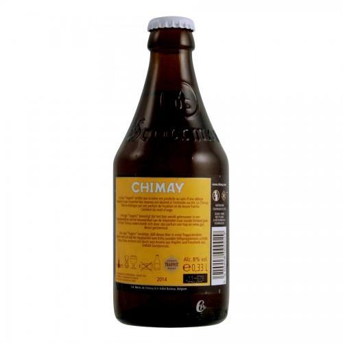 Bouteille de bière Chimay Blonde Triple 8°