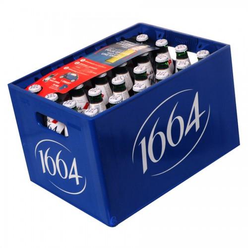 Bouteille de bière 1664 Kronenbourg 5.5°
