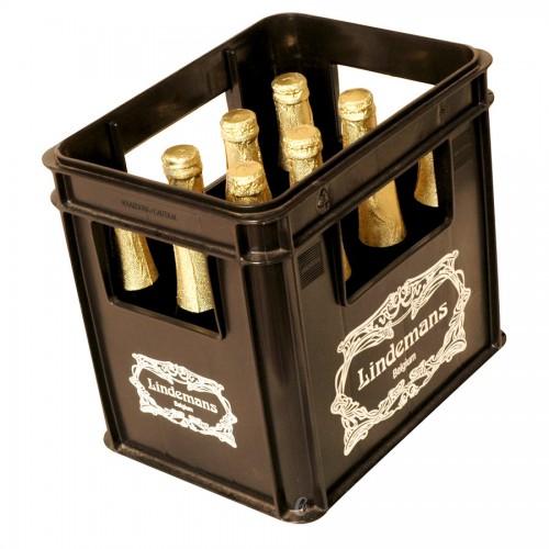 Bouteille de bière Pecheresse Lindemans 2,5°