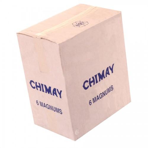 Bouteille de bière Magnum Chimay Bleu