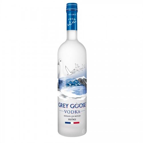 Bouteille de Vodka Grey Goose Originale 175 cl 40°