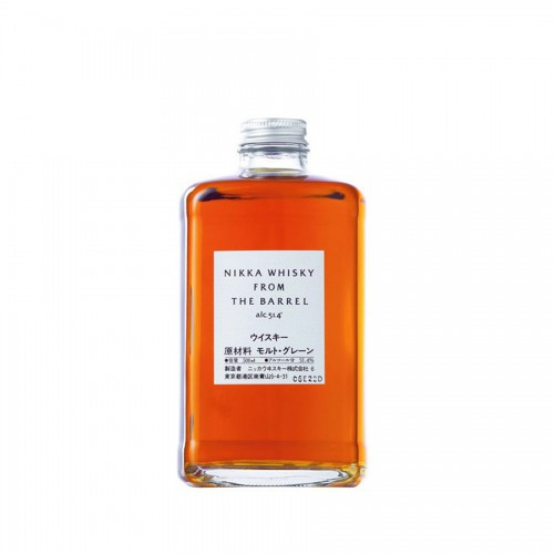 Whisky Japonnais Nikka from barrel 50 cl 51.4°