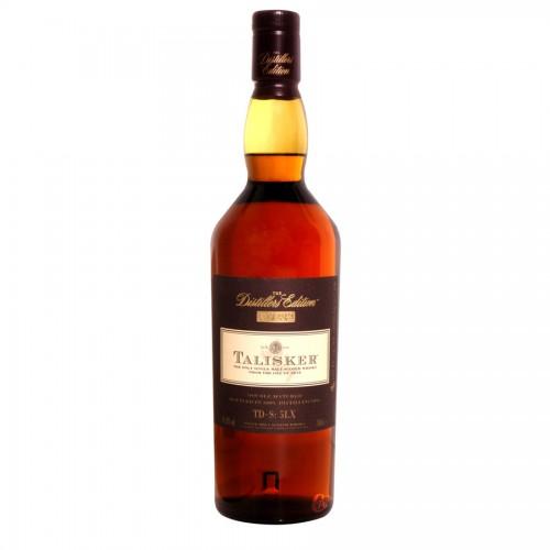Bouteille de Whisky Distillers Talisker 45.8° 70 cl (Whisky)