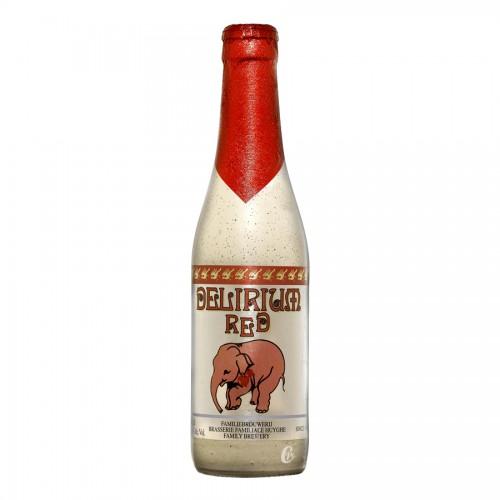 Bouteille de bière RED Delirium 8.5°