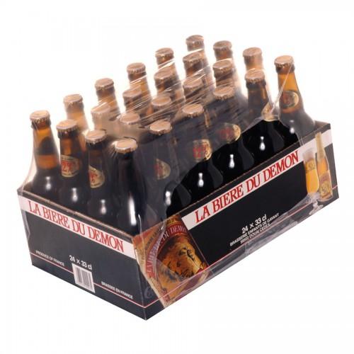 Bouteille de bière Biere du Demon 12°