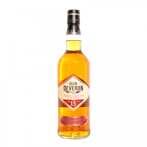 GLEN DEVERON 15 ANS 70CL 40°