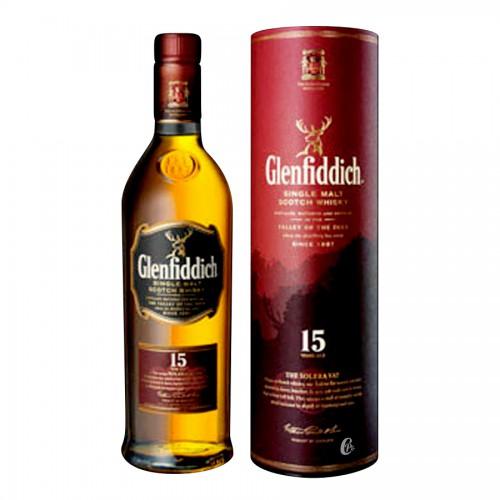 Whisky Glenfiddich 15 ans 70 cl 40°
