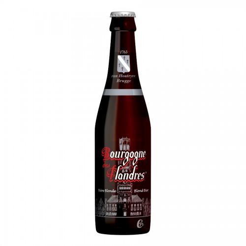 Bouteille de bière Bourgogne des Flandres