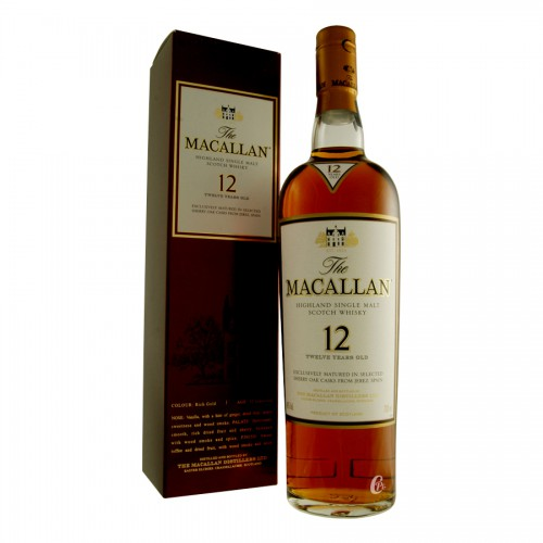 MACALLAN SHERRY OAK