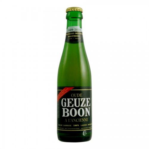 Bouteille de bière BOON OUD GUEUZE 7°