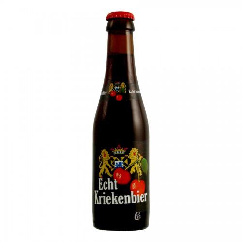 Bouteille de bière ECHTE kRIEK 6.8°