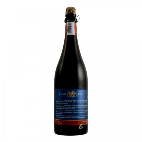 Bouteille de bière QUEUE CHARRUE BRUNE 5.4°