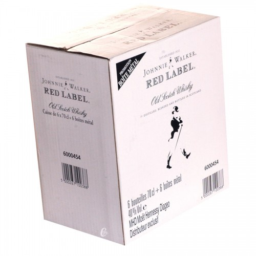 Whisky John Walker Red Label 40°