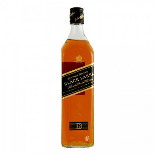 Whisky J.Walker Black Label 70 cl 40°