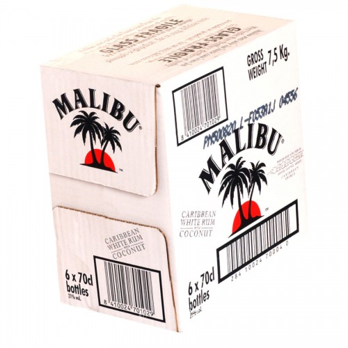 Malibu Coconut 70cl 18°