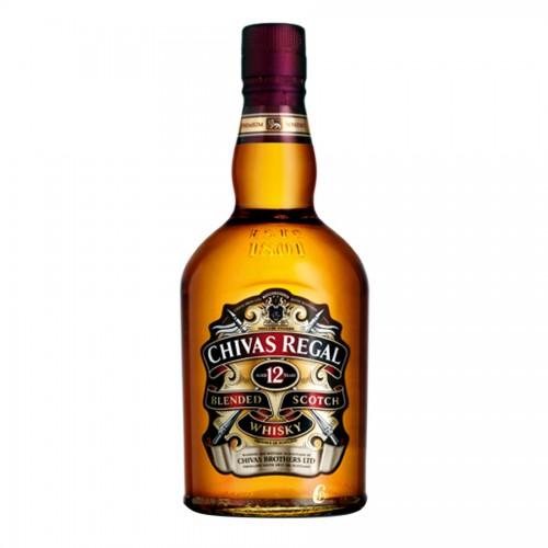 Scotch Chivas REGAL 12 ans 70cl 40°