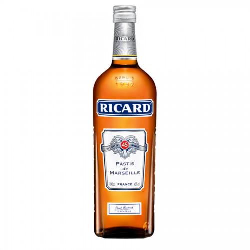 Bouteille de Ricard 45° 1 litre