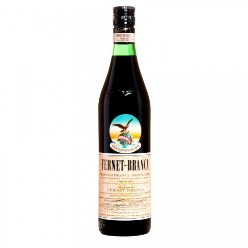 Bouteille de Fernet Branca 40°