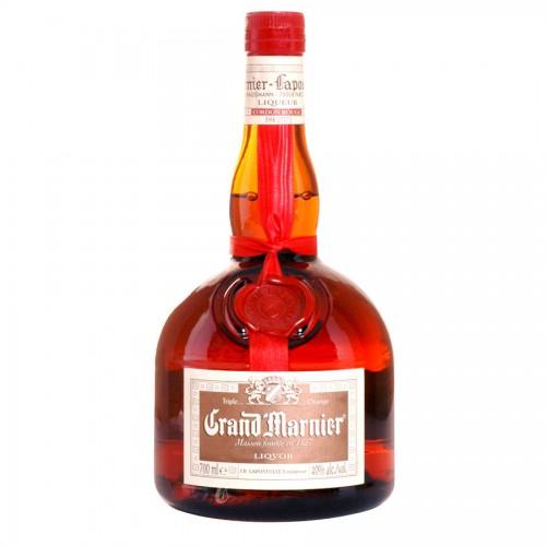 Bouteille de Grand Marnier Rouge 70cl 40°