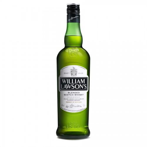 Bouteille de whisky William Lawson's 70cl 40°