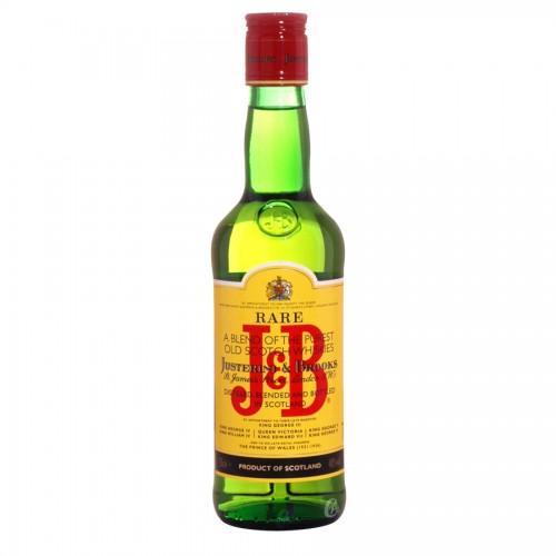 Bouteille de whisky J&B Rare 40° 35cl