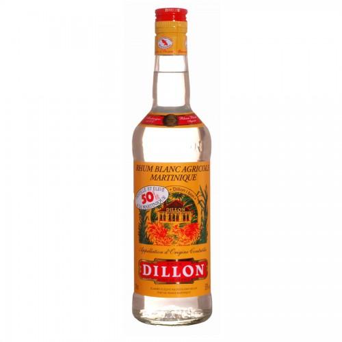 Bouteille de rhum Dillon 100cl 50°
