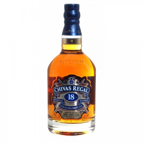Whisky Chivas Regal 18 ans 70cl 40°