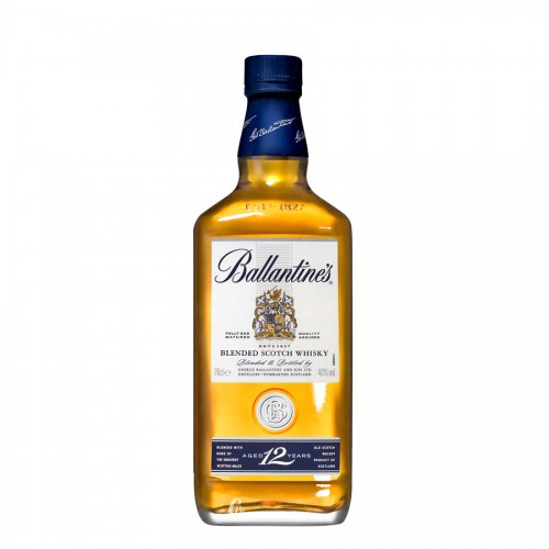 Whisky Ballantines 12ans 40° 70 cl.