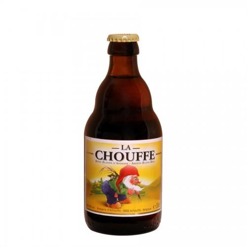 Bouteille de bière Chouffe 8° 33 cl