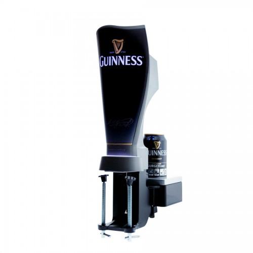 Tireuse a bière Guinness Surger et sa canette Surger Unit