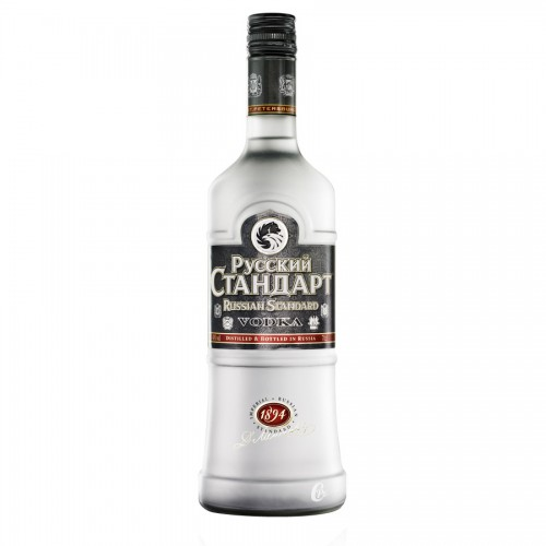 Bouteille de Vodka Russian Standard Original 40° 70cl