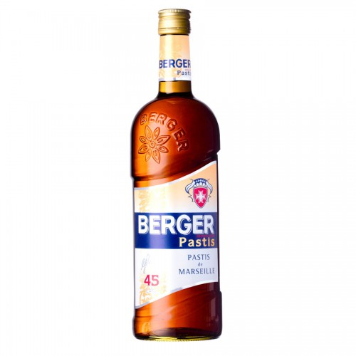 Pastis Berger 45°