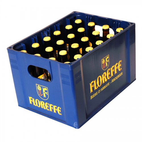 Bouteille de bière Floreffe Triple 7.5°