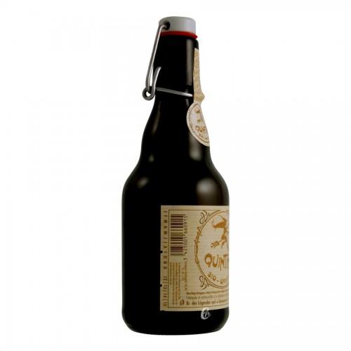 Bouteille de bière Quintine Blanche Bio 5,9° (Bière)