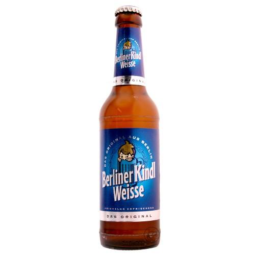 Bouteille de bière BERLINER KINDL CLASSIC