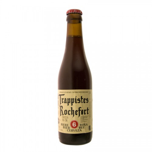 "Bière Trappiste ""Rochefort 6"""