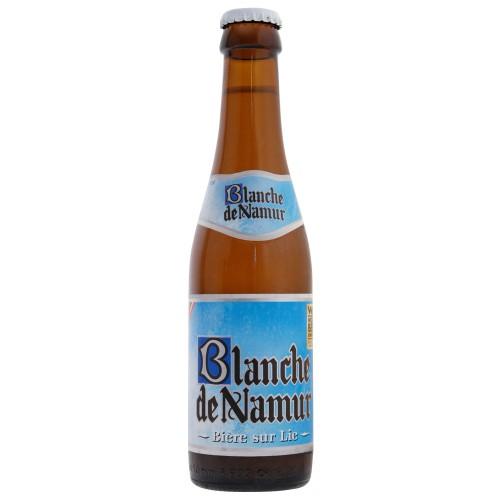 Bouteille de bière Namur Blanche 4,5°