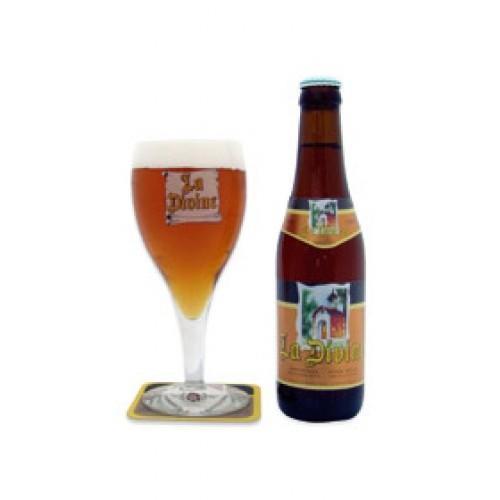 Bouteille de bière Divine