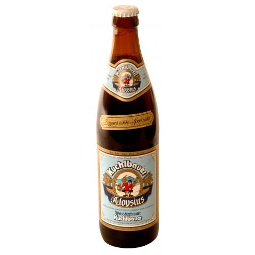 Bouteille de bière Kuchlbauer Weissbier
