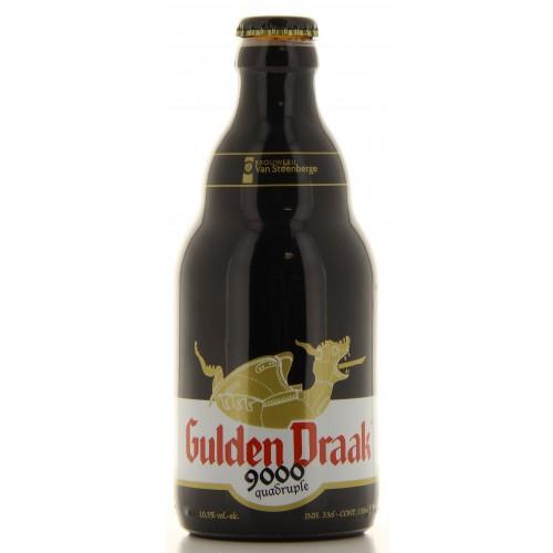Bouteille de bière GULDEN DRAAK QUADRUPLE