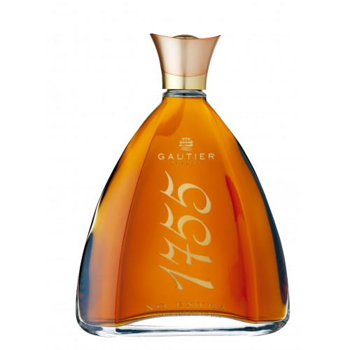 Cognac GAUTIER XO EXTRA 1755