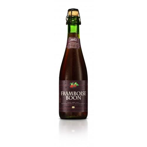Bouteille de bière Framboise Boon 5°