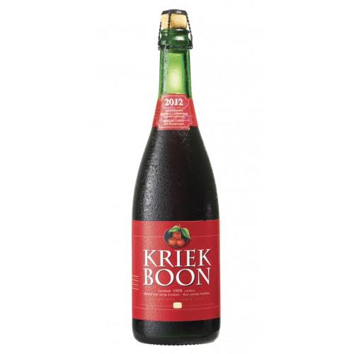 Bouteille de bière Kriek Boon 4,5°x 75CL