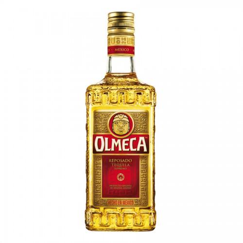 Bouteille de Tequila Olmeca Reposado